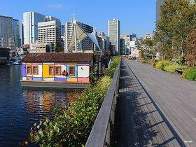 魅力満載のスモールアイランド!品川「天王洲アイル」のおすすめ散策スポット|東京都|トラベルjp<たびねす>
