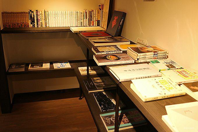 一日籠れる読書室