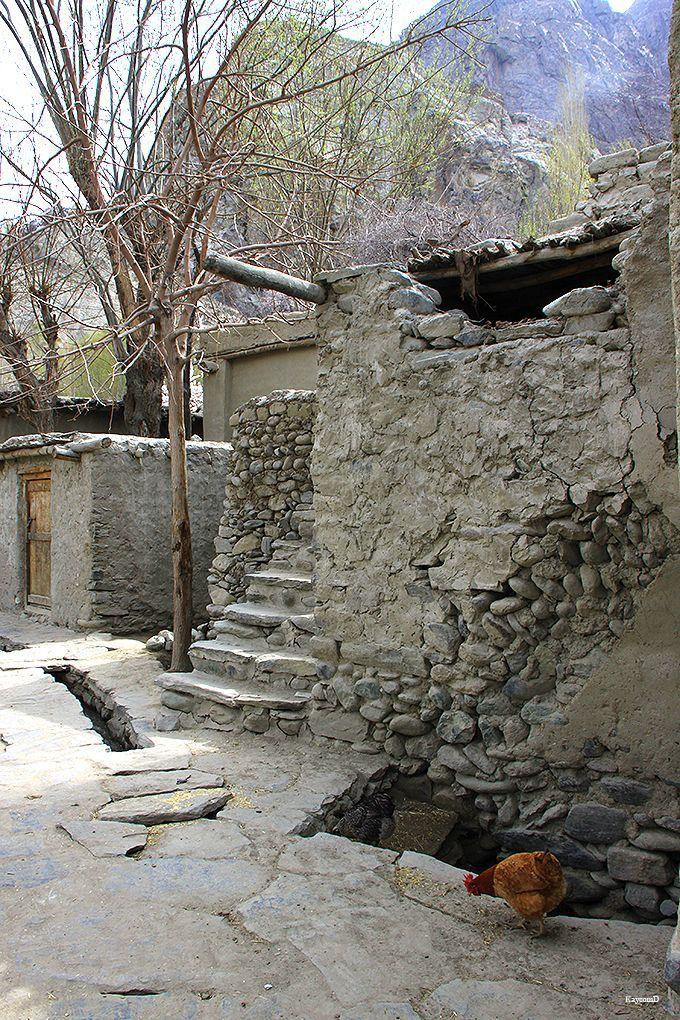 シガール村の散策