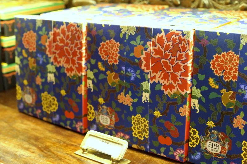台湾台中・大人気の「宮原眼科」おすすめお土産4選!包装も美しすぎる!