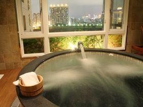 貸切風呂のあるホテル!「翰品酒店新莊」は台北へも桃園へもアクセス良し