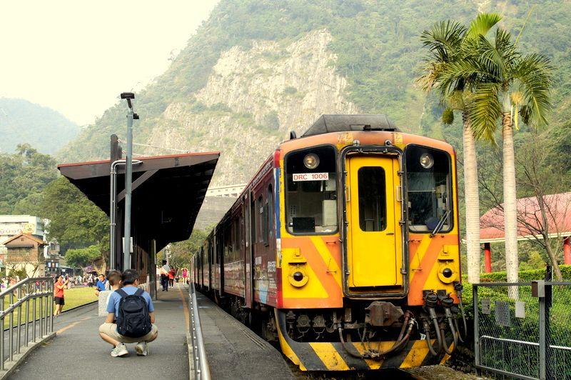 大人気の観光鉄道路線「集集線」