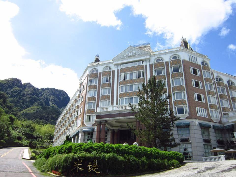 「台湾の軽井沢」に建つリゾートレジャーホテル