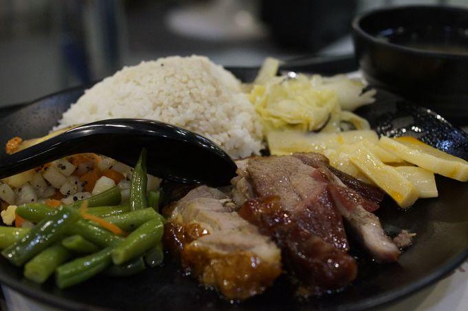 がっつり北京ダックご飯を「新東陽・麥記燒臘」で