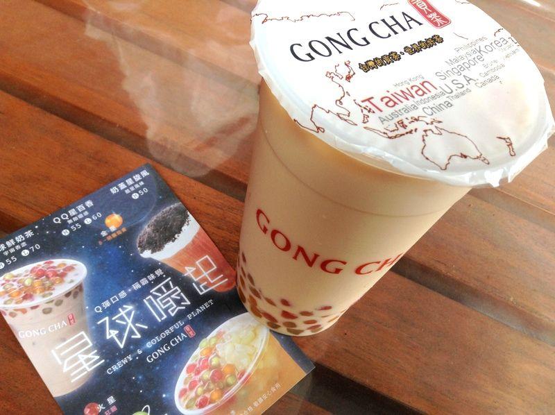 「貢茶(ゴンチャ)」2016年の新作は「星を食べる」!?