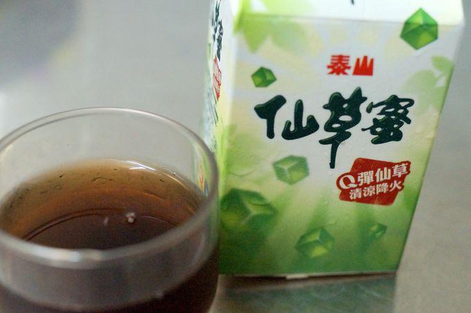 仙草を使った飲み物は熱中症予防にもおすすめ!