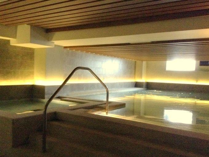 「ジャストスリープジャオシー」には日本人に嬉しい大浴場も!