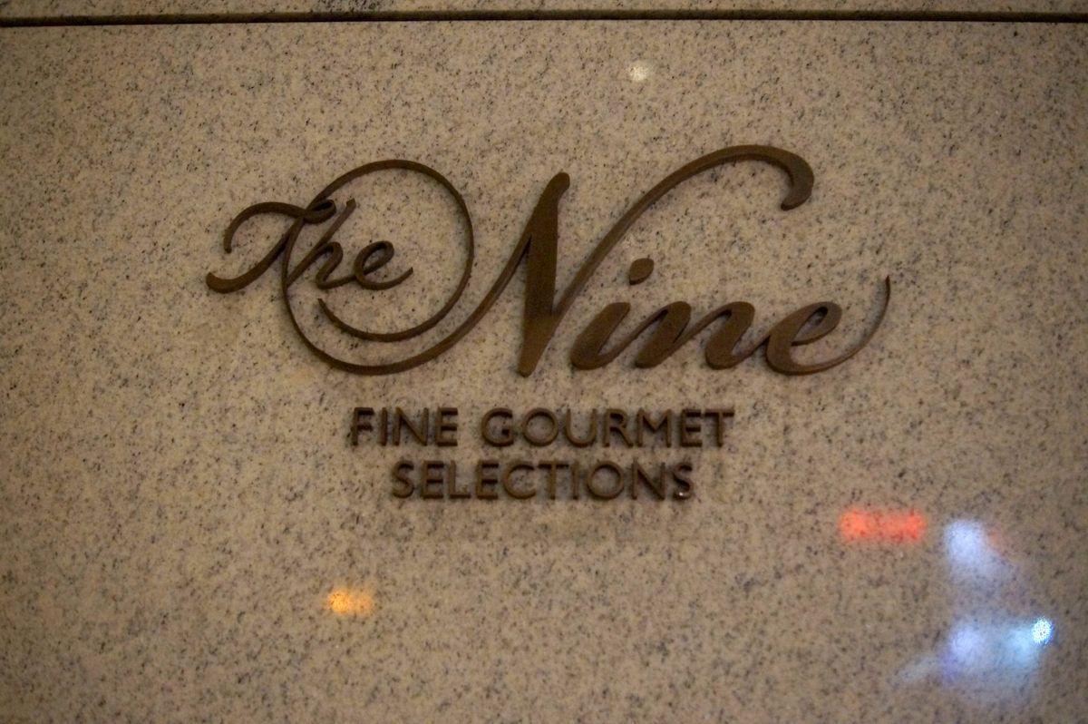 「TheNine」はオークラプレステージ台北の人気ベーカリー