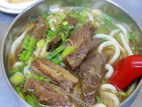 台北駅すぐ牛肉麺の名店!台湾「劉山東小吃店」の絶品の一杯