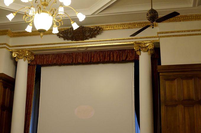 月一回の「臺北賓館」一般開放日は内部見学も写真撮影もOK