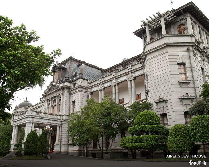台湾にある日本統治時代の貴重な西洋建築