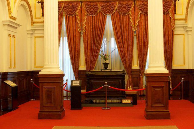 昭和天皇など多くの皇族方の滞在、そして日華平和条約