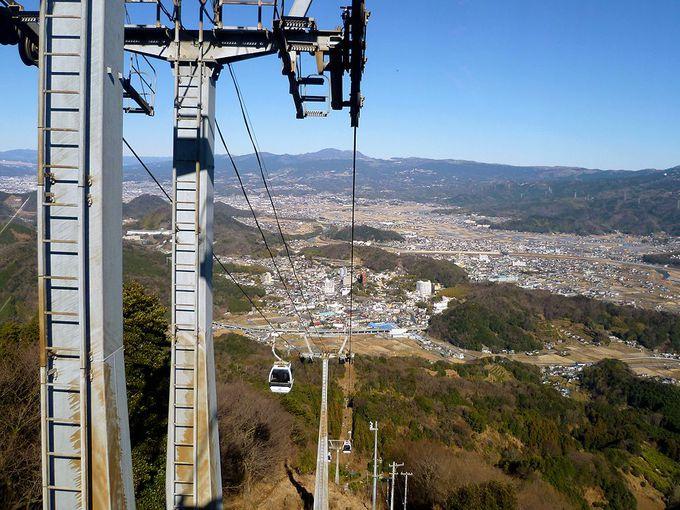 富士山の他にも楽しみがいっぱい!