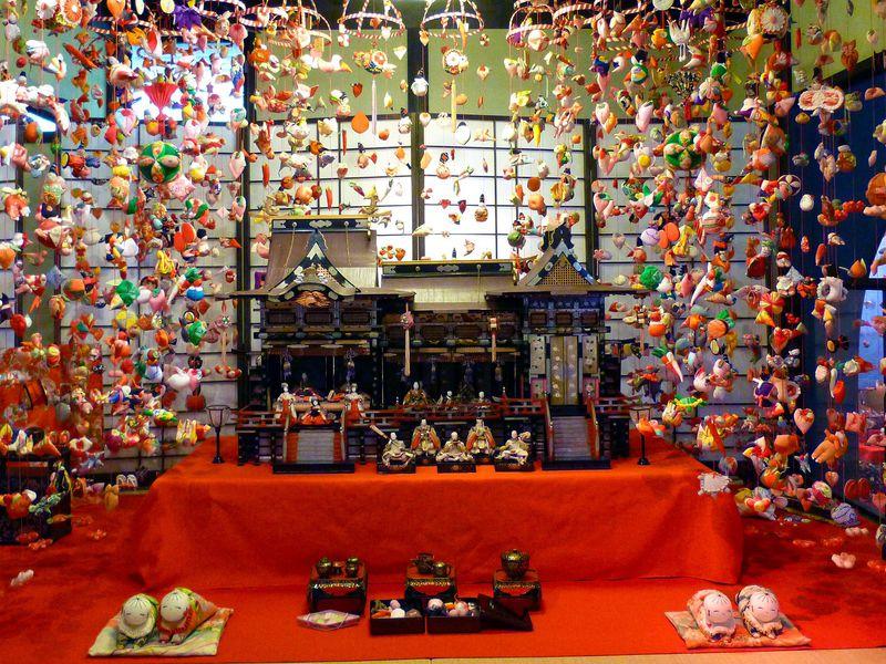 伊豆稲取「雛のつるし飾りまつり」その見どころと巡り方