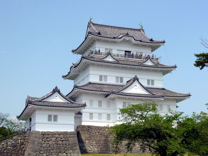 まずは小田原城について知ろう!