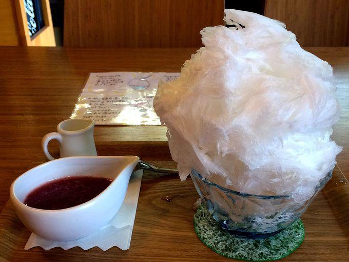「日光天然氷 四代目徳次郎」のかき氷、おいしさの秘訣はこれ!