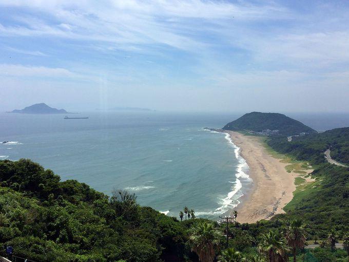 いよいよ伊良湖岬へ!必見の「恋路ヶ浜」と「伊良湖岬灯台」