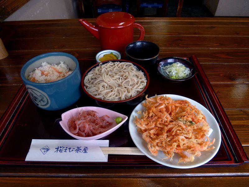 由比名物 桜えび!「かき揚げ」のおいしい桜えび料理専門店4選