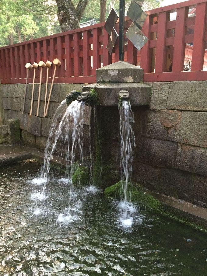 水の気が強いパワースポット・岩木山神社、ご神水をいただくのも忘れずに!