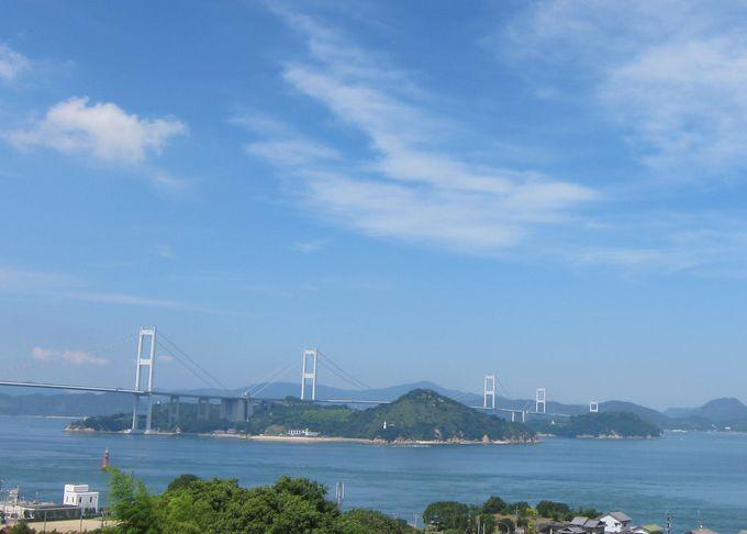 ライトアップもある絶景のしまなみ海道!より美しく見える厳選展望スポット3選