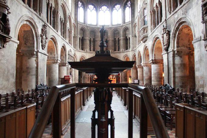 聖バーソロミューのお告げ 建立伝説