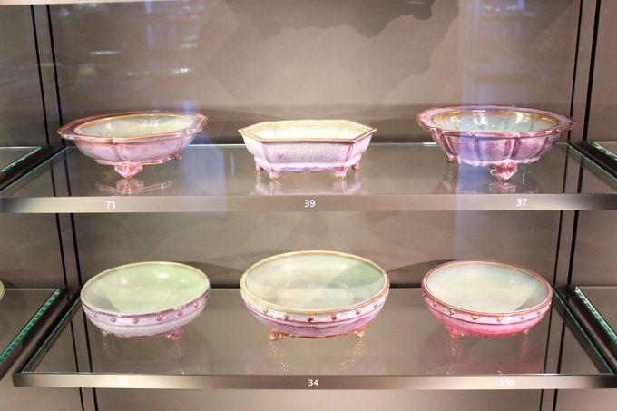 世界中の王侯貴族が憧れた焼き物の草分け「中国の陶磁器」