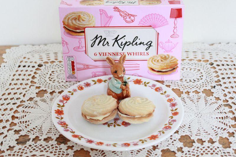 これぞイギリス土産!「ミスター・キプリング」のおもてなしスイーツ