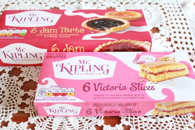 女王様が愛した「ヴィクトリア・スポンジ・ケーキ」