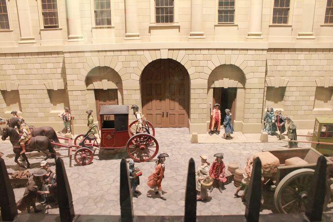 金と銀でリッチな気分に「イングランド銀行博物館」