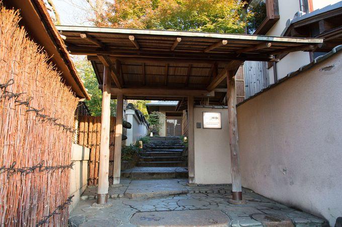 京都のど真ん中なのに、この静けさ