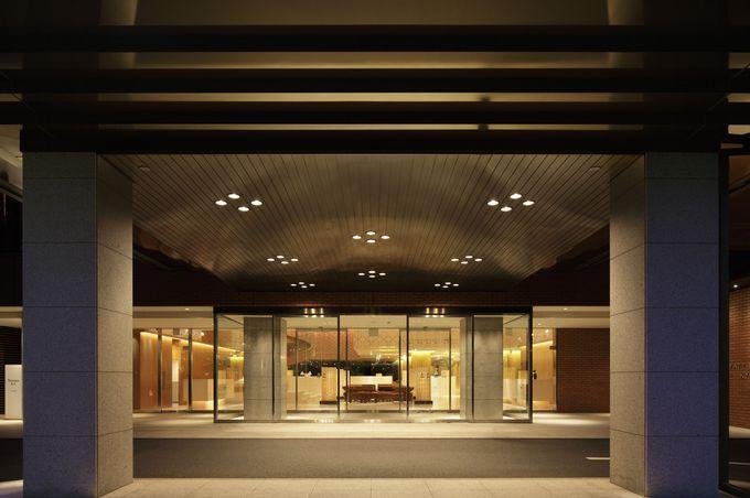 東山という文化あふれる地に建つモダン・ラグジュアリー
