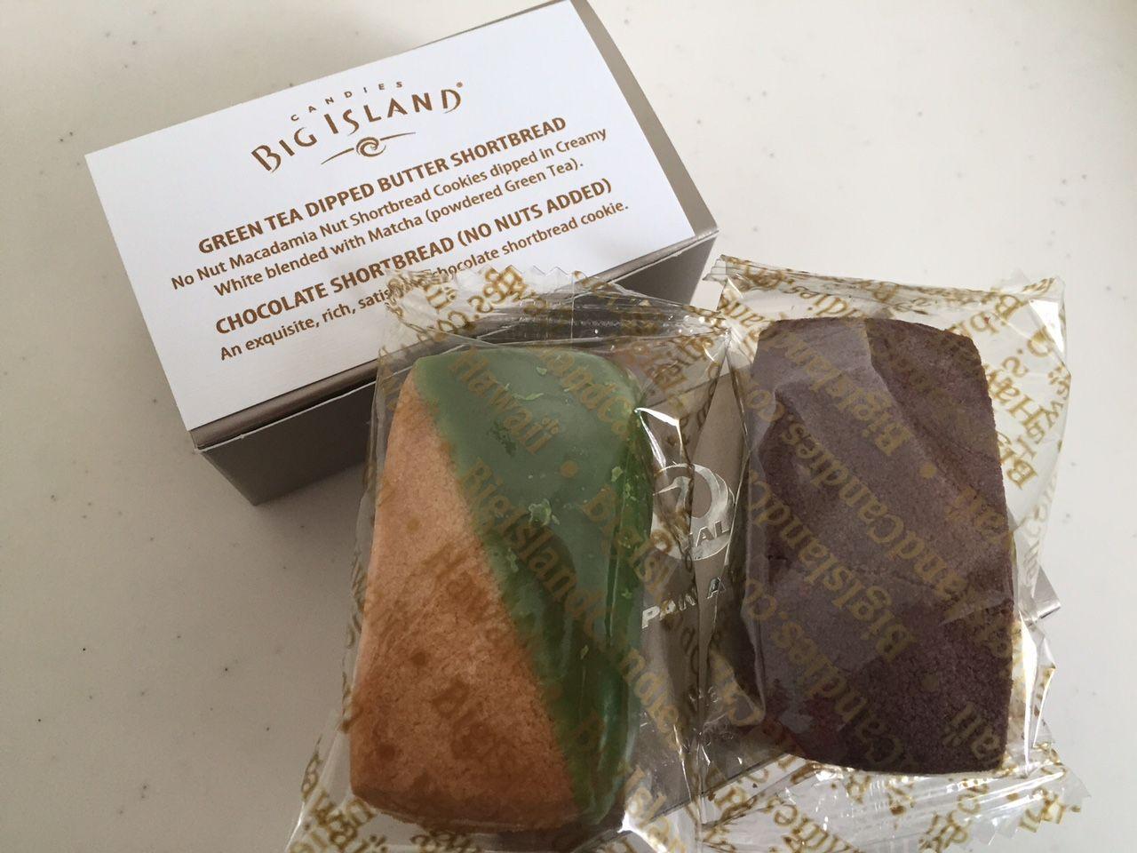 ハワイ島ヒロ発!ビッグアイランド・キャンディーズのショートブレッド・クッキー