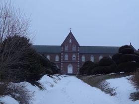 道南・北斗市「トラピスト修道院」荘厳な雰囲気と壮大な眺めは心のデトックスに!