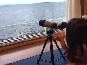 部屋に望遠鏡!子供も大人も楽しめるおもてなし「サロマ湖鶴雅リゾート」|北海道|トラベルjp<たびねす>