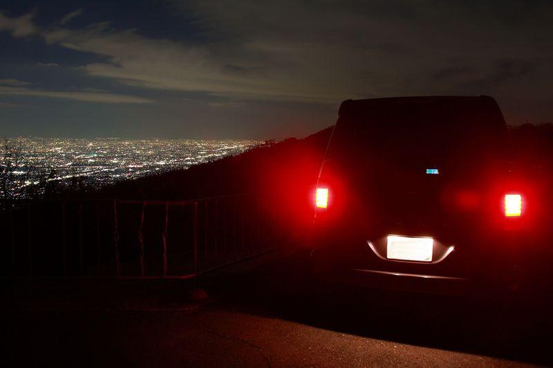 感動的な光の絨毯を見に行こう!信貴生駒スカイラインの夜景スポット4選