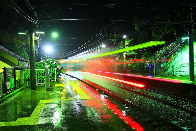 「箱根湯本駅」〜「塔ノ沢駅」の撮影地