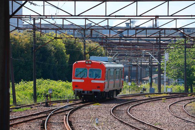 「本吉原駅」、「比奈駅」、「須津駅」にある撮影ポイント