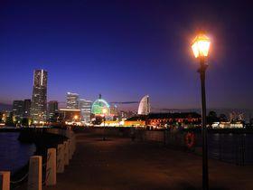 これぞベイエリア夜景の真髄!横浜「象の鼻パーク」で夜景を堪能|神奈川県|トラベルjp<たびねす>
