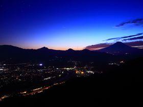 神奈川県「チェックメイトCC」の南側道からの夕景&夜景が凄い!|神奈川県|トラベルjp<たびねす>