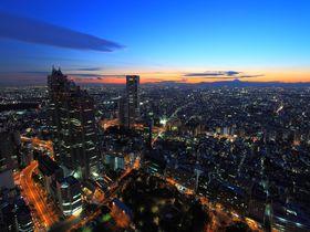 押さえておきたい!夜景が綺麗な新宿の無料展望ロビー4選
