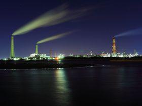 千葉の工場夜景萌えと言えば養老川臨海公園!周囲は未来都市そのもの!|千葉県|トラベルjp<たびねす>