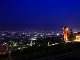 これぞ新日本三大夜景!山梨市の笛吹川フルーツ公園からの眺め|山梨県|トラベルjp<たびねす>