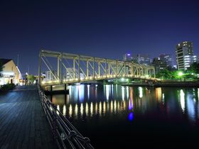 おしゃれな水辺夜景スポットが点在!東京「天王洲アイル」周辺