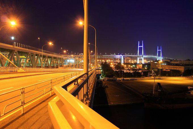 眺めは極上パノラマだけどビューポイントはごく普通の橋上!