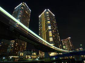 潮風漂う水辺夜景を見に行こう!東京「芝浦」周辺は整備された街並みが美しい!|東京都|トラベルjp<たびねす>