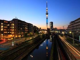 必見!スカイツリーを見る&撮るためのベストポイント5選|東京都|トラベルjp<たびねす>