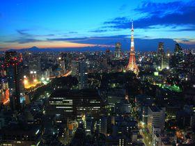 都心のランドマーク群を一望!東京「世界貿易センタービル」|東京都|トラベルjp<たびねす>