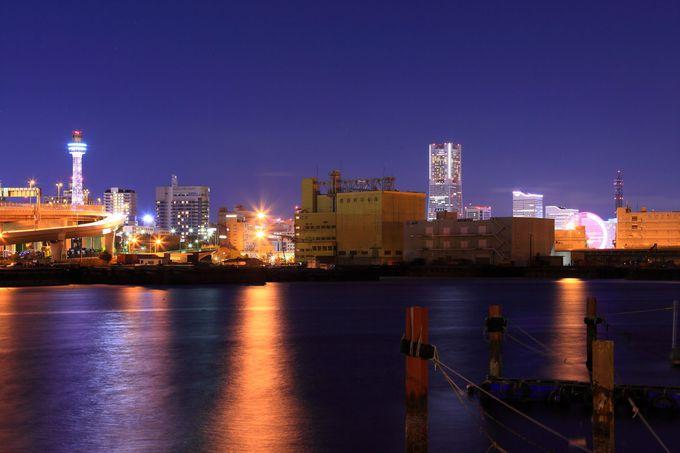 横浜で古くからメジャーなヨットハーバー「YYC」がある「新山下」