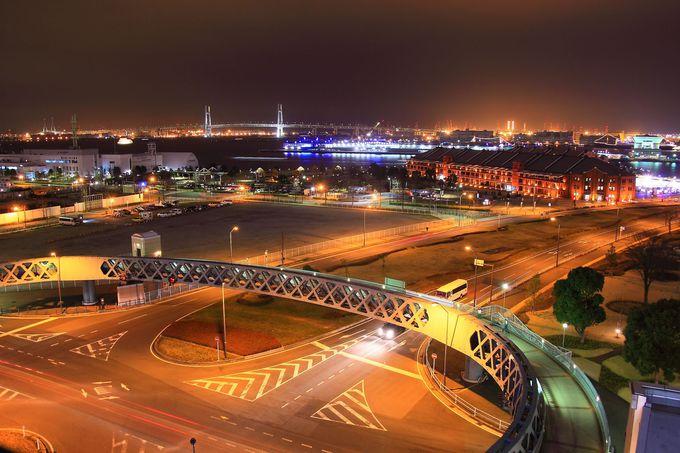 超穴場も!ベイブリッジを望む開放感抜群な眺めの夜景スポット3選