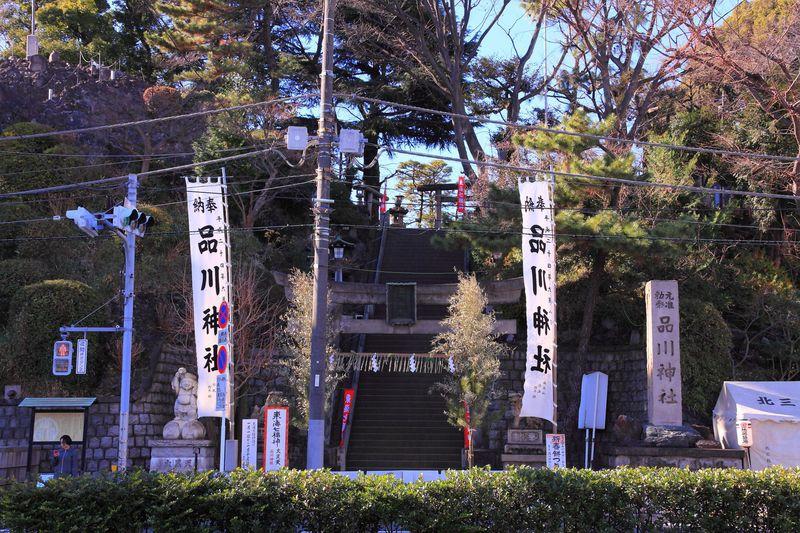 境内の富士塚は穴場ビュースポット!東京「品川神社」とその周辺の魅力に迫る!